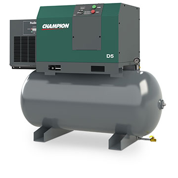 D5 D Series Rotary Screw Compressor
